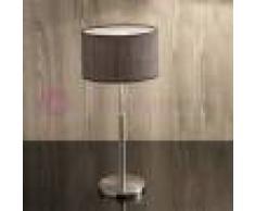Antealuce Sahara Lampada Da Comodino Con Paralume D. 20 Design Moderno