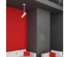 Faro Link Lampada A Sospensione A Luce Singola In Acciaio Design Moderno