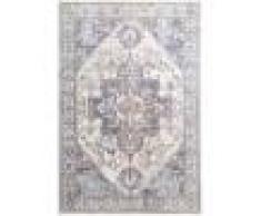 RugVista Tappeto Alhambra 240X340 Soggiorno Moderno Vintage Grigio Chiaro/Beige