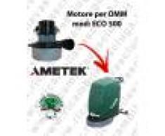 Omm Motore LAMB AMETEK di aspirazione X lavapavimenti ECO 500