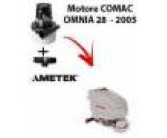 Comac OMNIA 28 2005 VERSION MOTORE AMETEK aspirazione lavapavimenti