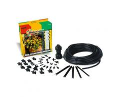 Kit Set Per Microirrigazione A Goccia Tubo 15m Per Centraline Da Balcone Terrazzo
