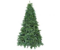 Albero Di Natale Artificiale 240 Cm 72 Rami Vanzetti Foresta Umbra Verde
