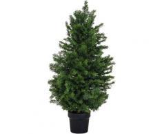 Mini Albero Di Natale Artificiale 90 Cm Adami Bisalta Verde