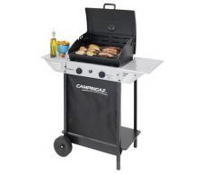 Barbecue A Gas Bbq Sistema Roccia Lavica Xpert 100 L+ Rocky Campingaz