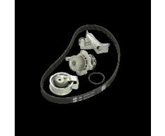 GATES Pompa Acqua + Kit Cinghia Distribuzione FORD,CITROËN,PEUGEOT KP25633XS 1855734,JDE35822,6G9Q8B596AA Pompa Acqua + Kit Cinghie Dentate,Pompa