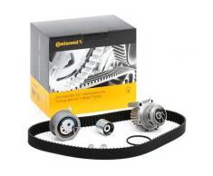 CONTITECH Pompa Acqua + Kit Cinghia Distribuzione AUDI,VW,SEAT CT1028WP1 Pompa Acqua + Kit Cinghie Dentate,Pompa