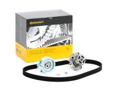 CONTITECH Pompa Acqua + Kit Cinghia Distribuzione SKODA,VW,SEAT CT908WP2 Pompa Acqua + Kit Cinghie Dentate,Pompa