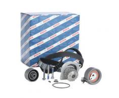 BOSCH Pompa Acqua + Kit Cinghia Distribuzione PEUGEOT,CITROËN 1 987 948 712 1610793580,1610793580 Pompa Acqua + Kit Cinghie Dentate,Pompa