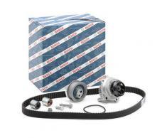 BOSCH Pompa Acqua + Kit Cinghia Distribuzione VW,SKODA,AUDI 1 987 946 407 Pompa Acqua + Kit Cinghie Dentate,Pompa
