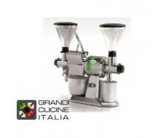 GrandiCucineItalia.it - Attrezzature per ristorazione - Gruppo 3 servizi Macinacaffè - Macinapepe e Grattugia 400V