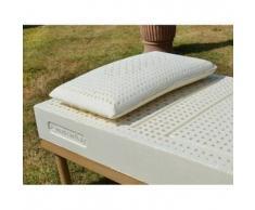 Cuscino guanciale alto 12 cm in 100% lattice modello saponetta - Nuvola