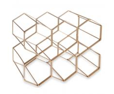 Portabottiglie in metallo URBAN