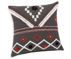 Fodera di cuscino con motivo etnico 40X40 cm TRANI