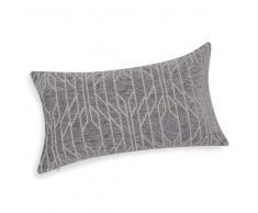 Cuscino grigio 30 x 50 cm SEAN