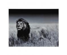 Quadro leone in Plexiglas® 161 x 123 MACHAKA