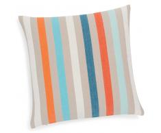Federa per cuscino a righe in cotone 40 x 40 cm RIVER