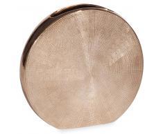Vaso in gres H 21 cm LUNAIRE COPPER