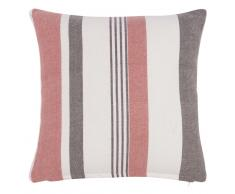 Fodera di cuscino in cotone stampato, 40x40