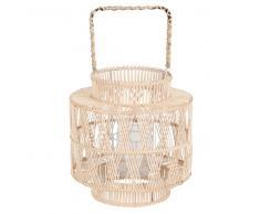 Lanterna in bambù, 46 cm