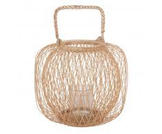 Lanterna in bambù, 27 cm