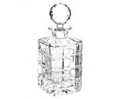Caraffa da whisky in cristallo TIMES SQUARE