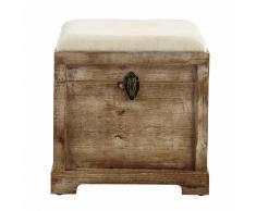 Cassapanca in legno L 39 cm CASCABELLE