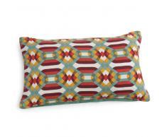 Fodera di cuscino in cotone multicolore 30 x 50 cm MILLER