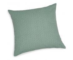 Fodera di cuscino blu in cotone 40 x 40 cm SAYULITA