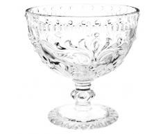 Coppa per gelato in vetro ARABESQUE