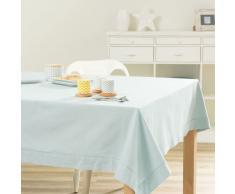 Tovaglia blu in cotone 150 x 250 cm