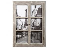 Quadro in legno con finestra 57 x 79 cm PARIS