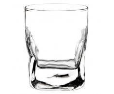 Bicchiere in vetro QUARTZ