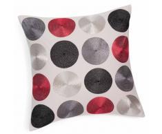Fodera di cuscino in cotone 40 x 40 cm PASTILLA