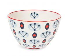Tazza in ceramica bianca CAPRI