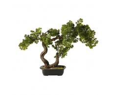 Bonsai artificiale in vaso