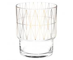 Bicchiere in vetro ARTS