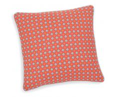 Federa per cuscino in cotone arancione 40 x 40 cm PESARO