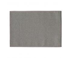 Tappeto intrecciato grigio in sisal 140 x 200 cm BASTIDE