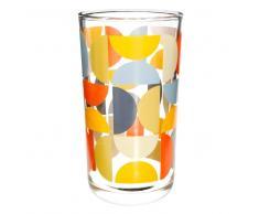 Bicchiere alto in vetro JEANNETTE
