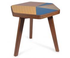 Tavolino da salotto in legno L 40 cm CAMDEN