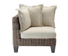 Angolo di divano in rattan Kubu Cap Ferret