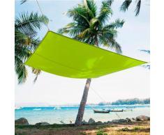 Tenda verde da gazebo in tessuto 245 x 348 cm CASTEJA