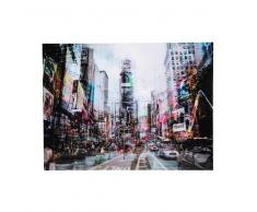 Quadro New York in Plexiglas® 160 x 120 URBAN TRAFFIC