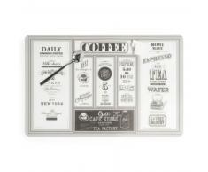 Tovaglietta in plastica 28 x 43 cm CAFÉ STORE