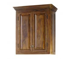 Mobile alto da cucina in massello di legno di sheesham L 60 cm Lubéron