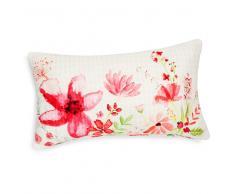 Federa di cuscino con motivi a fiori in cotone 30 x 50 cm ALTHEA