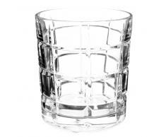 Bicchiere in cristallo TIMES SQUARE