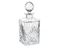 Caraffa da whisky in cristallite
