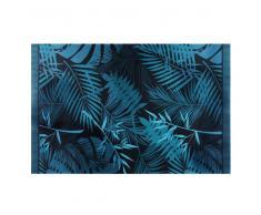 Tovaglietta in vinile con stampa a foglie 30x45 cm